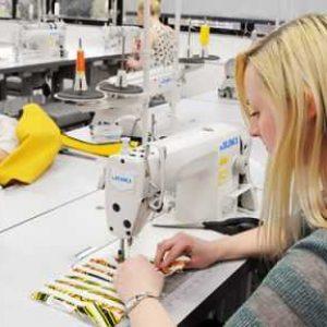 Senai curso técnico Costura Industrial gratuito 2017
