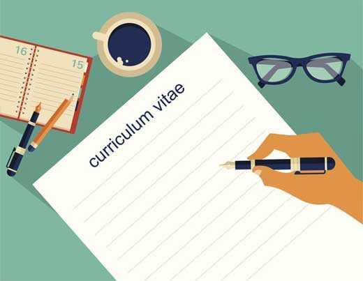 Curriculum Vitae Perfeito