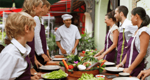 Cursos e Empregos  Curso de gastronomia básica online grátis