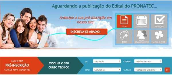 Cursos Profissionalizantes Gratuitos em Taboão da Serra