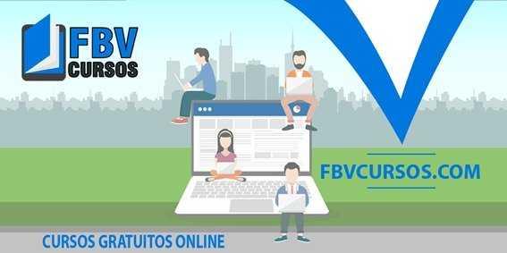 Cursos com certificados online na FBV Cursos