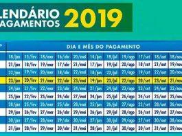 Décimo Terceiro Bolsa Família 2019