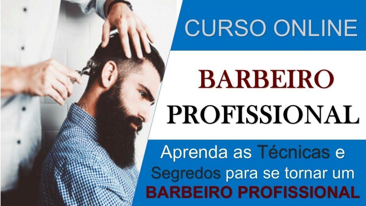 Curso de barbeiro online 2019
