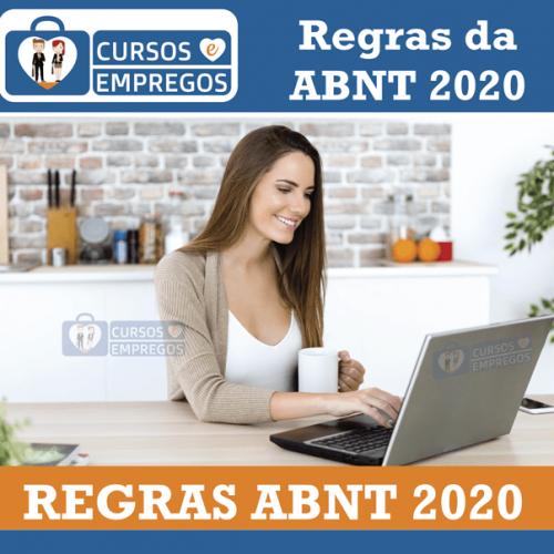 Regras da ABNT – Como Elaborar Trabalhos Acadêmicos 2020